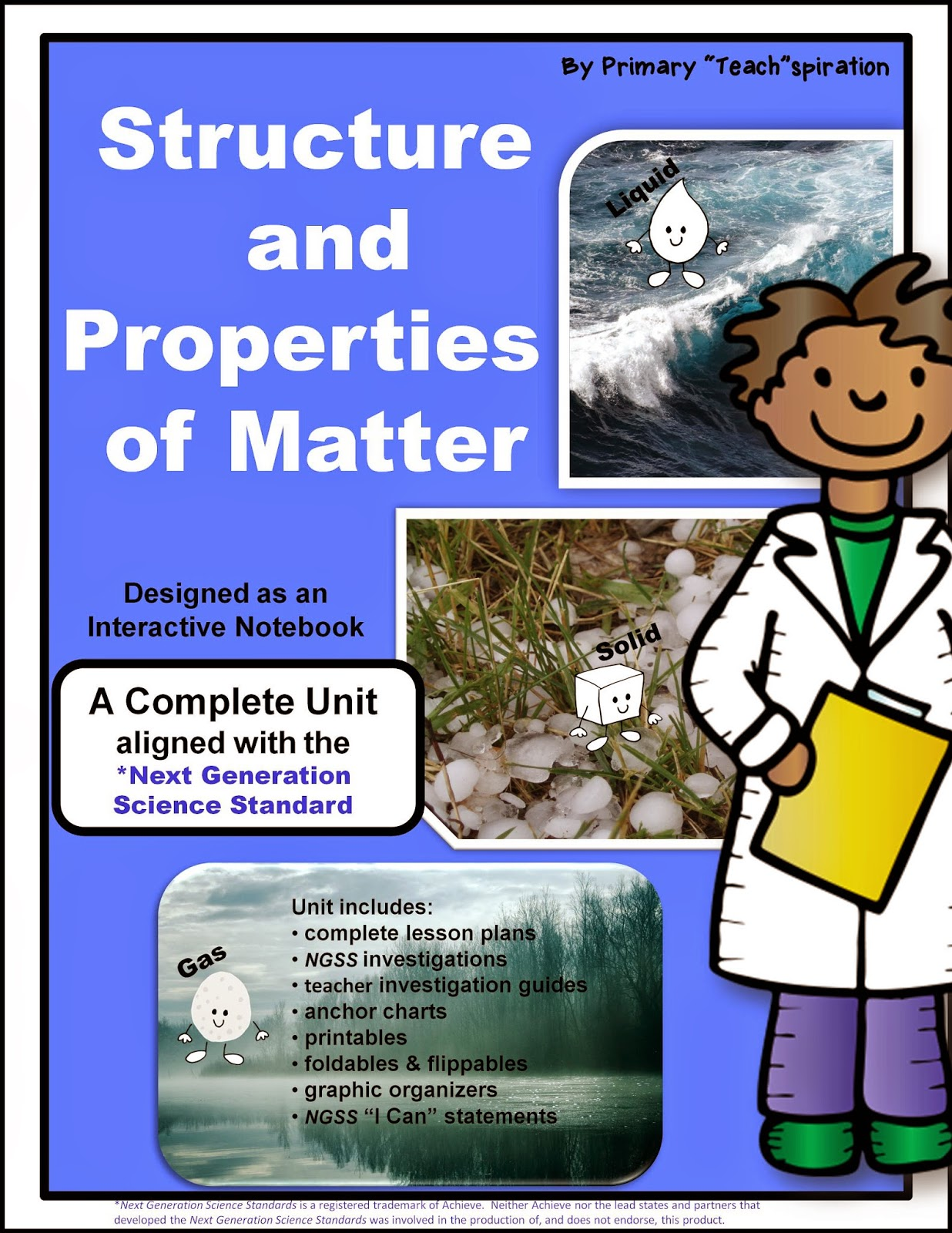 Teaching Structure And Properties Of Matter Aligned With