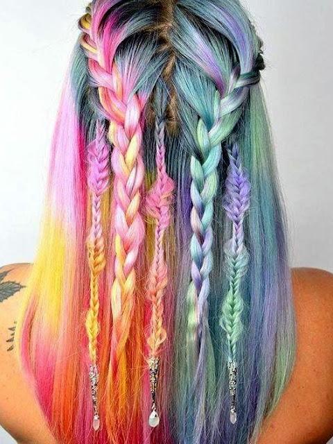 colores de pelo 2017