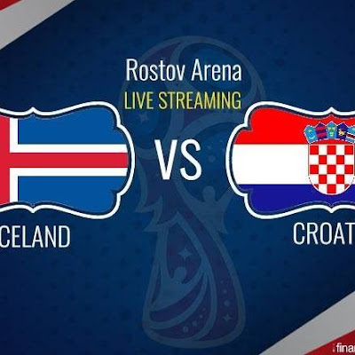 ICELAND VS CROATIA LIVE STREAM WORLD CUP 27 JUNE 2018