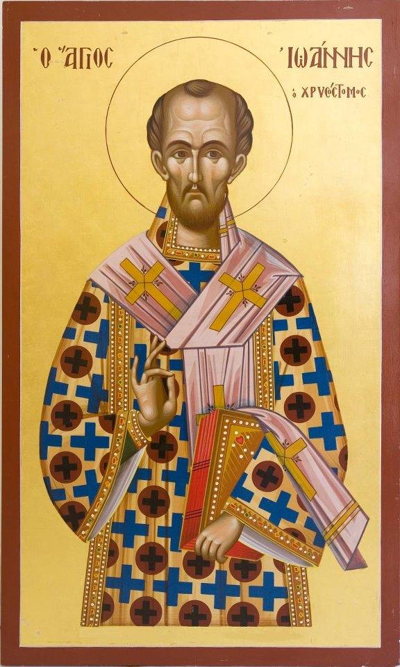 Santo Yohanes Krisostomus - Katolisitas Indonesia