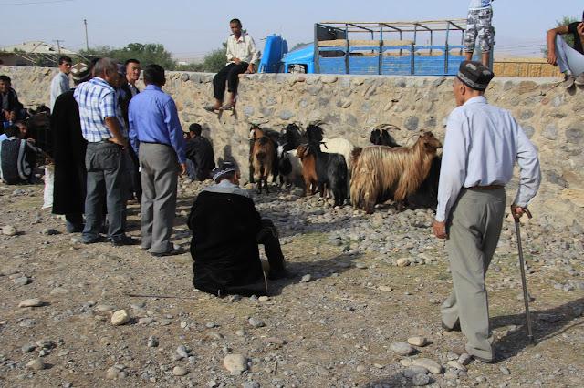 Ouzbékistan, Boysun, © L. Gigout, 2012
