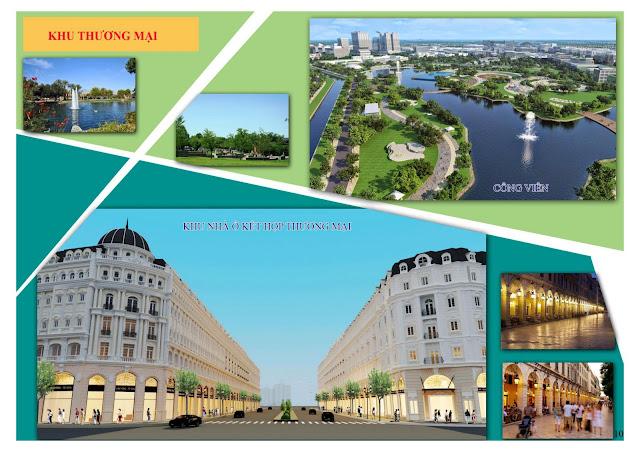 Quần thể khu dự án New Village Đồng Kỵ