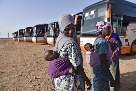 """""""ترحيل الأفارقة"""" يُشعل حرب تصريحات بين الجزائر والأمم المتحدة"""