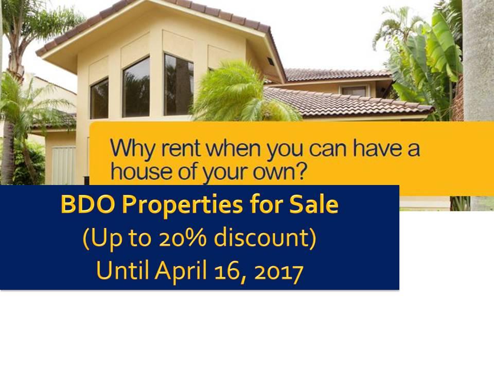 Bdo Foreclosed Properties In Metro Manila - ▷ ▷ PowerMall