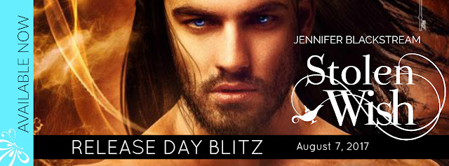 Release Blitz:  Stolen Wish – Jennifer Blackstream