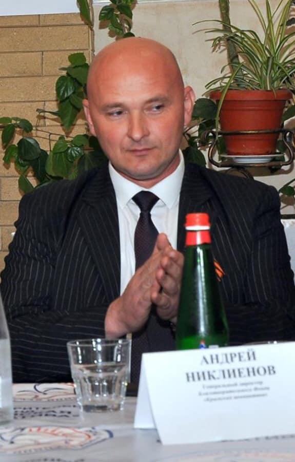 новый начальник ГТРК ЛНР Андрей Никлиенов