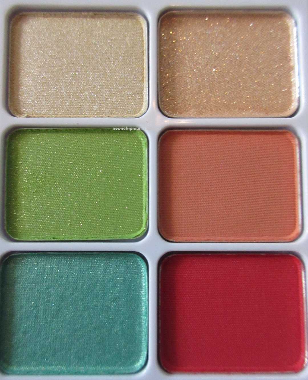 Wet n Wild California Roll Color Icon Eyeshadow Palette Close up
