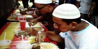 Kebiasaan Makan Yang Salah Yang Memasyarakat