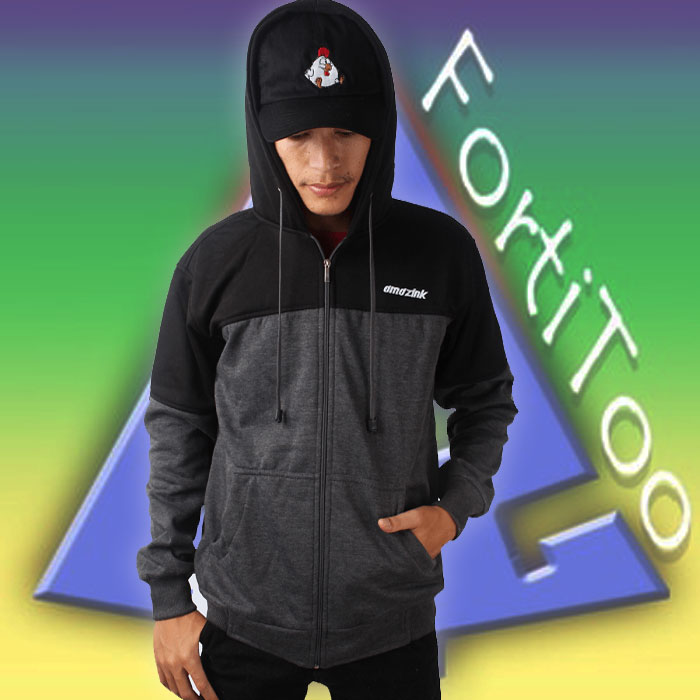 hoodie zipper
