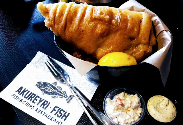 Akureyri Fish&Chips