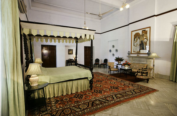 Inside Pictures Of Saif Ali Khan's Pataudi Palace