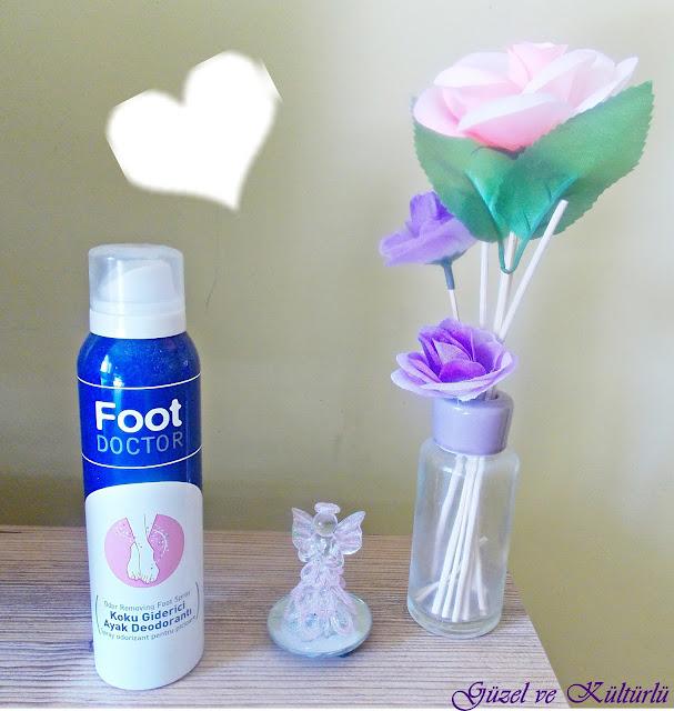 Foot Doctor Koku Giderici Ayak Deodorantı