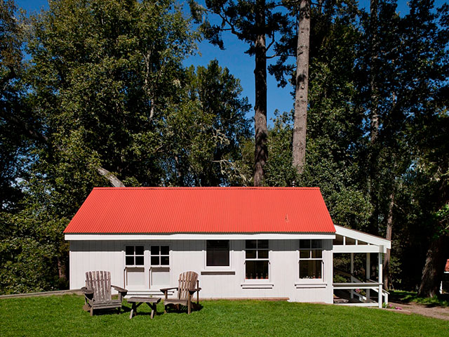 Cheerful Northern California Tiny Home TINY HOUSE TOWN