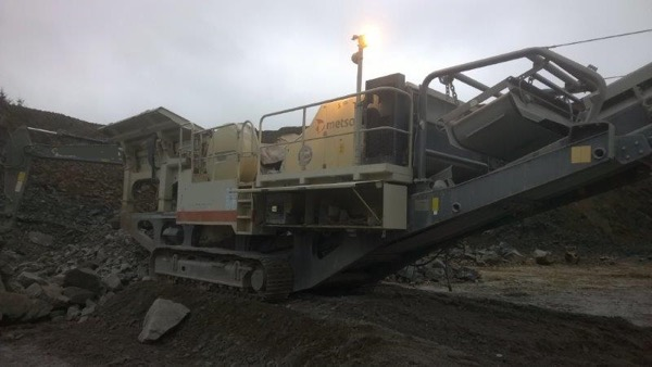METSO LT106 YOM 2011 HRS  3 600 FOR SALE | sale of used