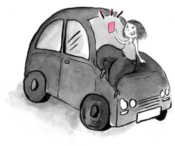 Chocorose Permis De Conduire