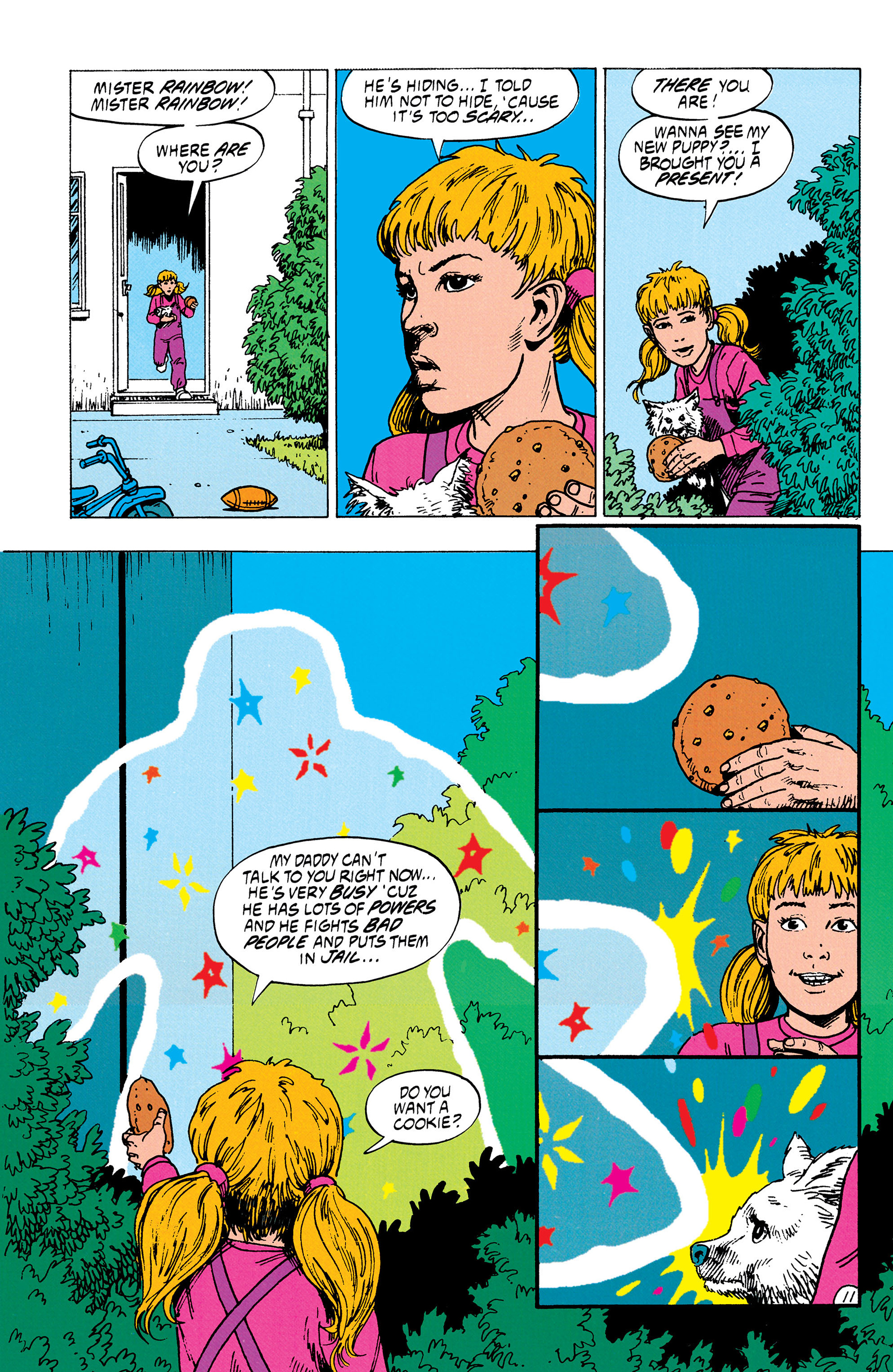 Read online Animal Man (1988) comic -  Issue #35 - 12