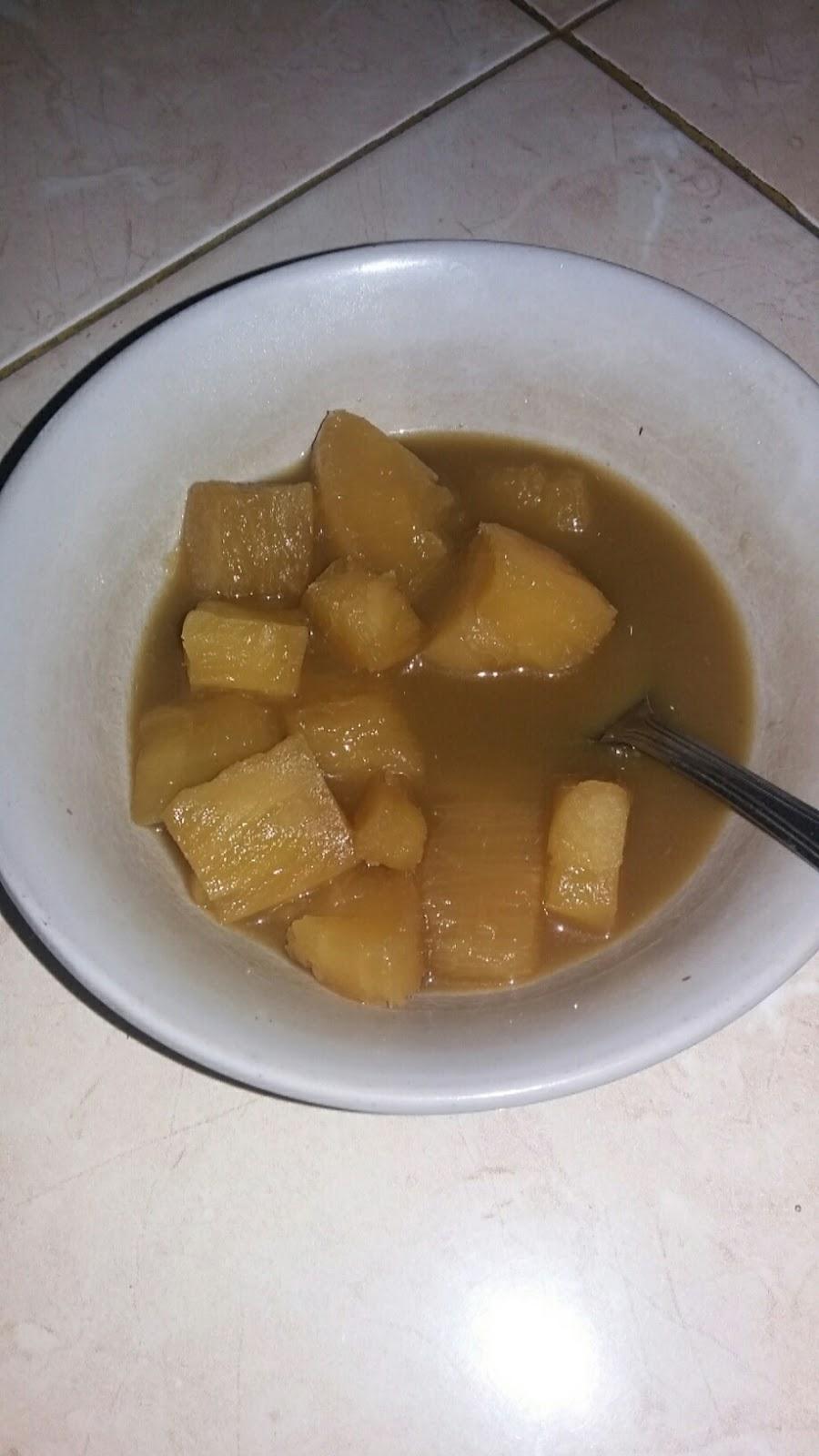 10 Resep kolak ubi, enak, segar dan mudah dibuat