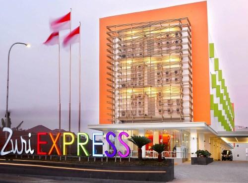 Hotel murah di kota palembang