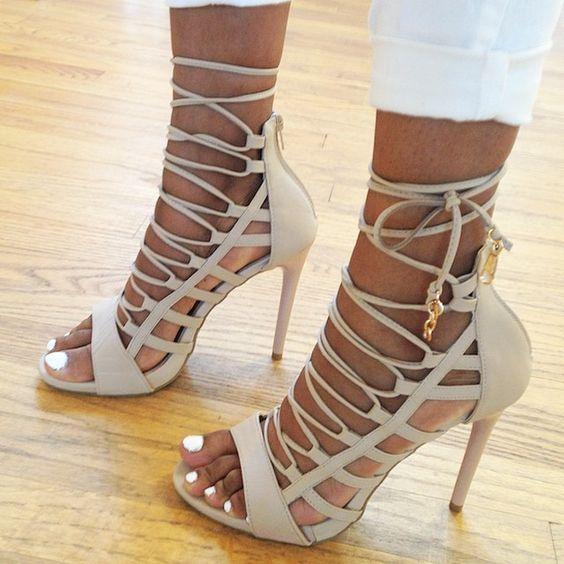 Moda e m design sandalias 2016 2017 moda en sandalias emdesign - Con 2 tacones ...