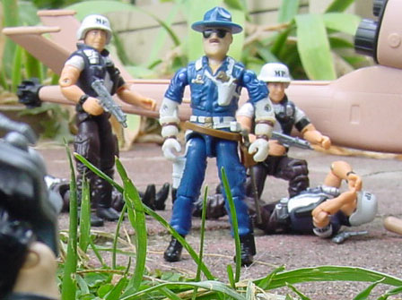 Funskool Super Cop, Urzor, Brazil, Estrela, Forca Fera, Cross Country, Law, 2000 Law, 1983 G.I. Joe HQ