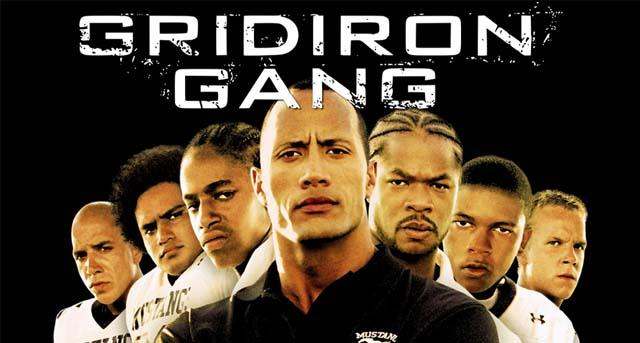 gridiron gang bercerita tentang