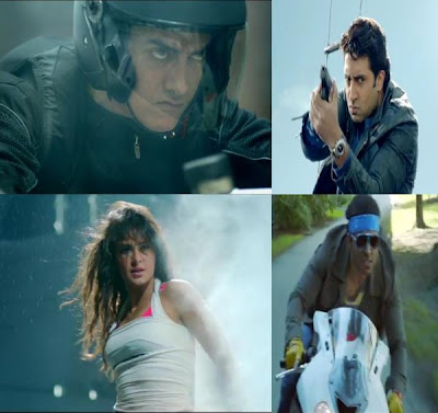Dhoom 3 Video Teaser