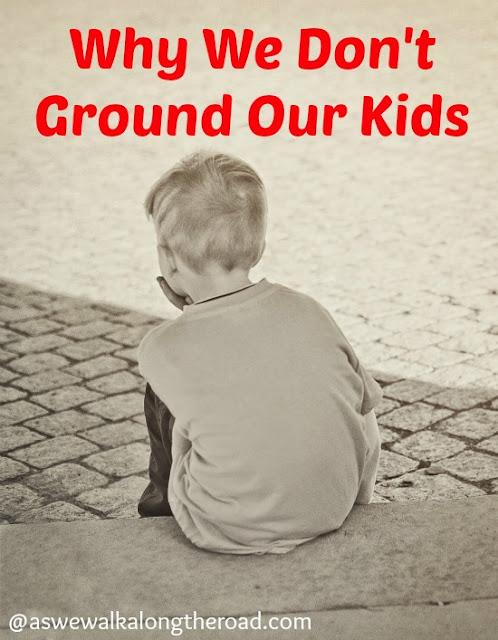 Disciplining kids