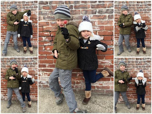 Porter & Stella Weirdos