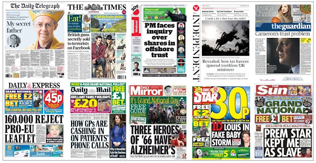 front pages 09-04-16