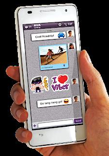 Globe Viber Chat