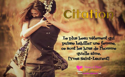 Magnifique citation d'Yves Saint-Laurent sur l'amour