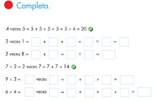 Resultado de imagen de la suma y la multiplicacion