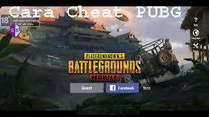 Cara Cheat PUBG