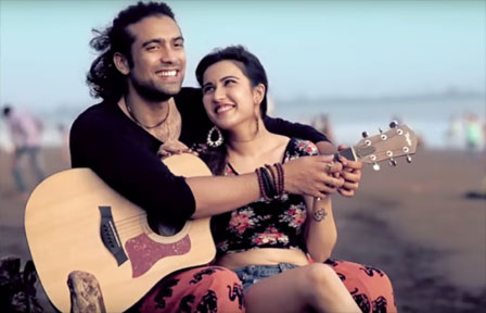 still Jubin Nautiyal & Sheena Bajaj from music video Shikwa Nahi