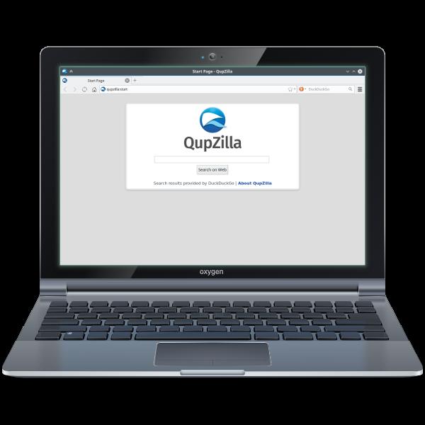 QupZilla 2.2.5 + Portable | Navegador web ultraligero, ideal para equipos antiguos con pocos recursos