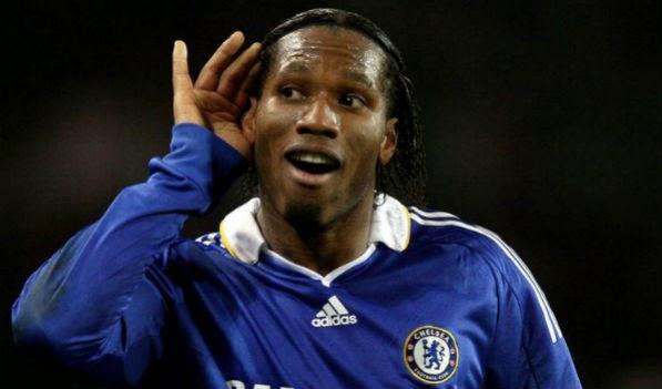 Drogba returns to Stamford bridge