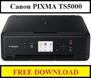 Canon PIXMA TS5000 Printer
