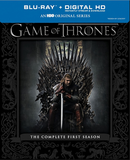 Game of Thrones Temporada 1 (Juego de Tronos) (2011) 1080p BDRip 2.8GB mkv Dual Audio DTS