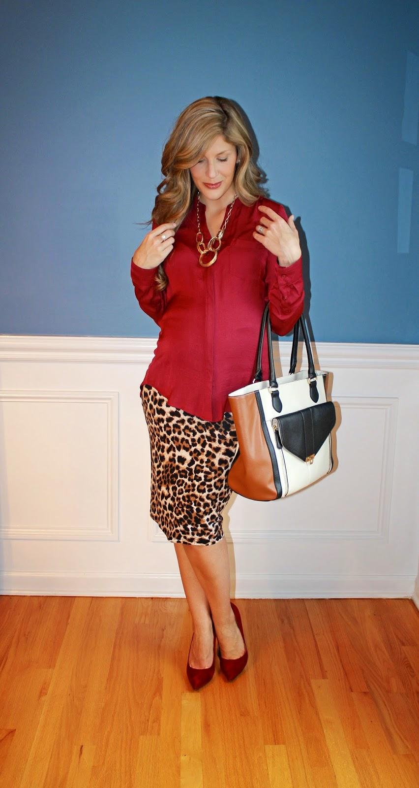 dc56fdbad85 What I m wearing...blouse  Apt. 9 (Kohl s)