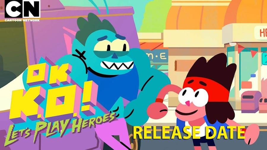 ok ko let's play heroes game release date