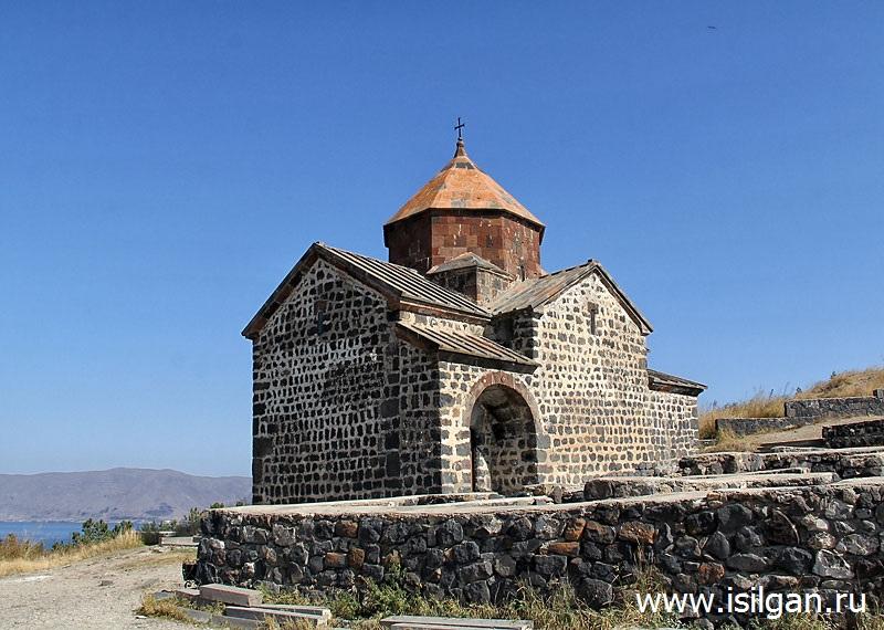 Монастырь Севанаванк. Армения