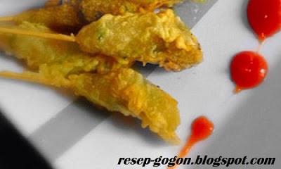 Resep Sempol Ayam Spesial