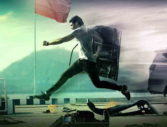 Bellamkonda Srinivas First Look Out