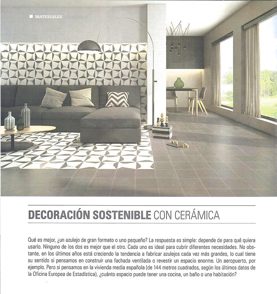 Decoraci n sostenible con cas cer mica cas ceramica - Cas ceramica ...