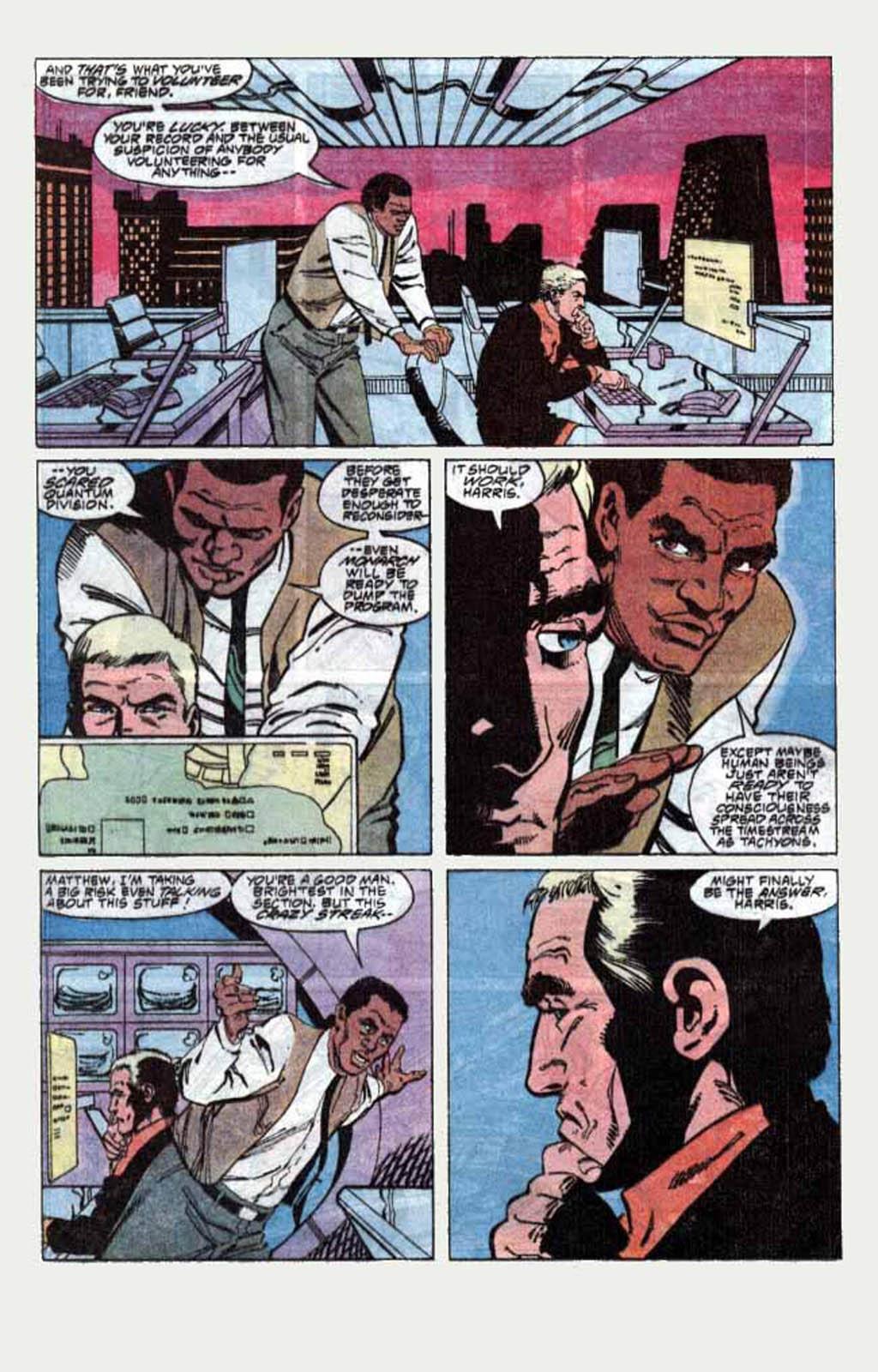 Read online Armageddon 2001 comic -  Issue #1 - 38