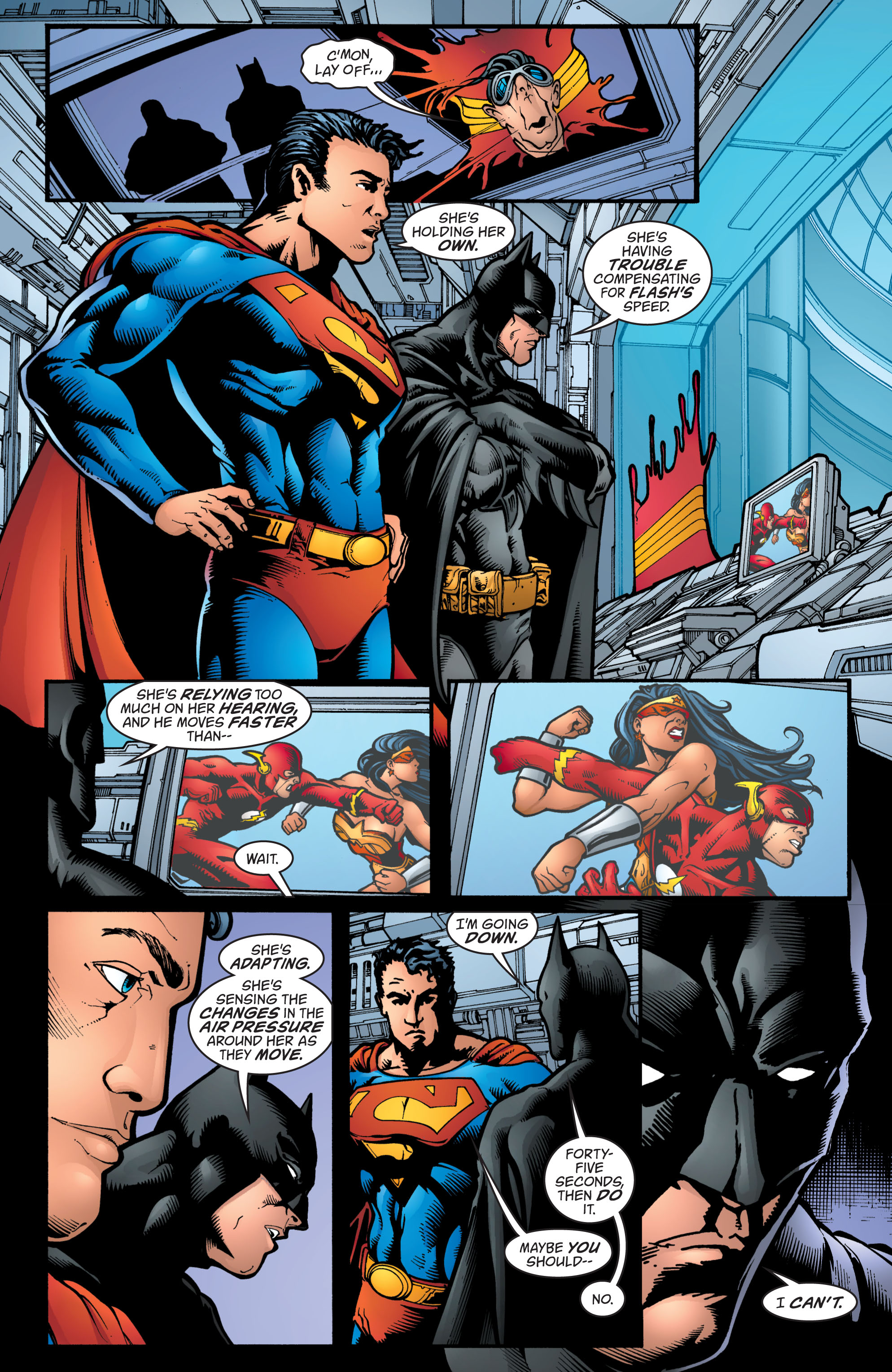Read online Wonder Woman (1987) comic -  Issue #212 - 5
