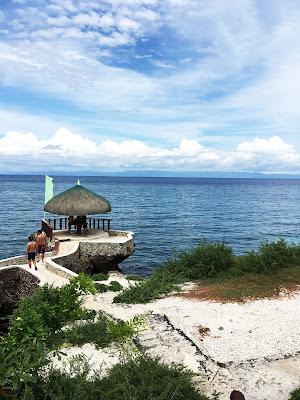 Mangodlong Rock Resort, Camotes Islands