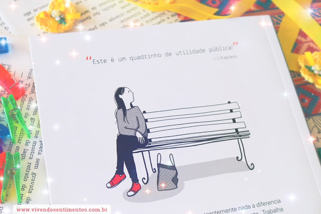 A Diferença Invisível - Mademoiselle Caroline e Julie Dachez