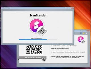 برنامج, سكان, ترانسفير, عملاق, تبادل, الملفات, بين, الكمبيوتر, والهاتف, ScanTransfer, اخر, اصدار
