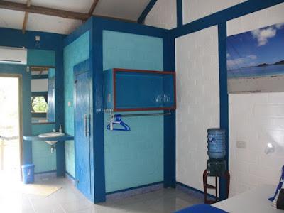 fasilitas tambahan di kamar omah alchy hotel